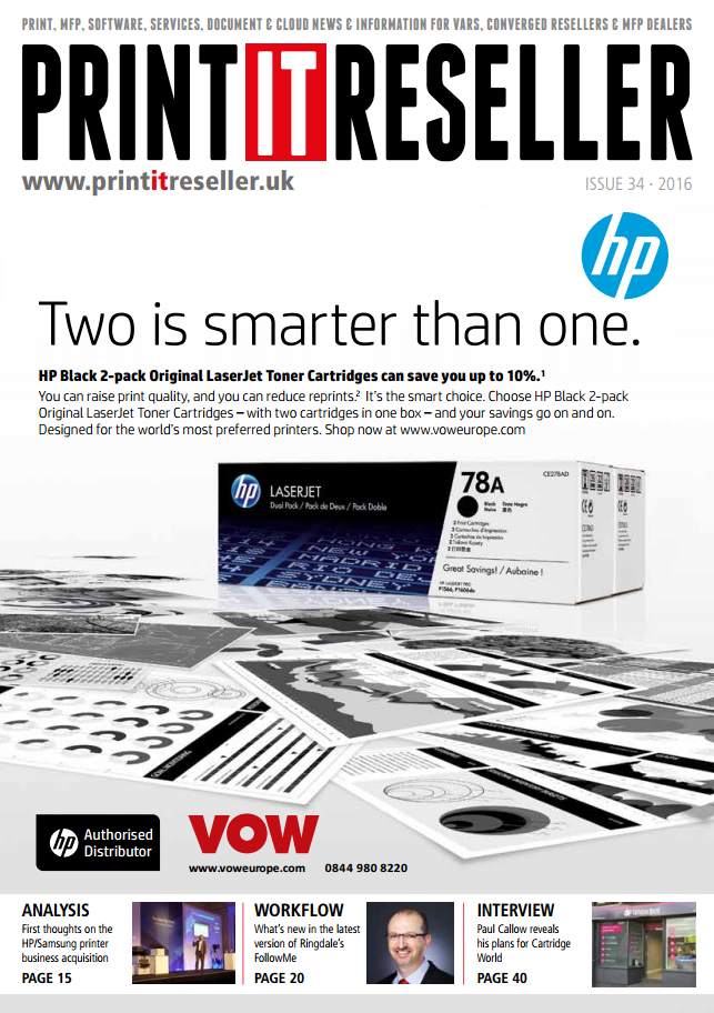 Print IT Reseller Magazine