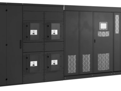 Eaton's new Connected UPS and power distribution solution