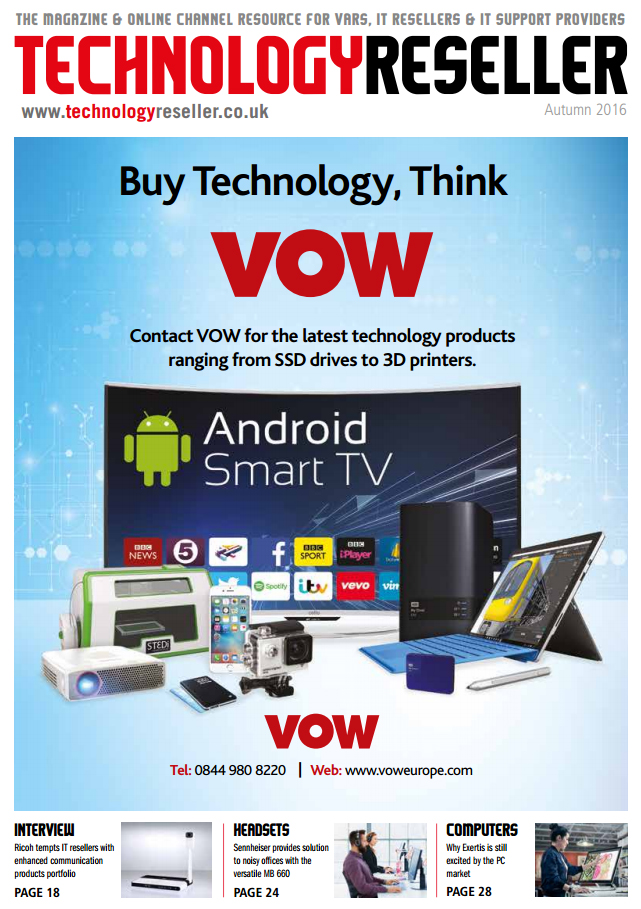 Technology Reseller Magazine