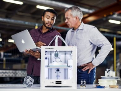Ultimaker and Desktop 3D printing