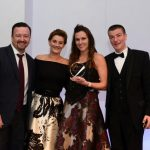 Helen Wade, Fellowes, Supplier Account Manager of the Year Award