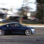 An Audi R8 a possible favourite