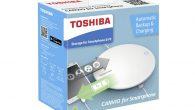 Toshiba 500 GB 2-in-1 external drive