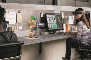 The Microsoft HoloLens: preferred by IT professionals