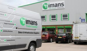 Nimens Manchester Trade Counter facility
