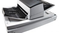 Fujitsu's new document scanner