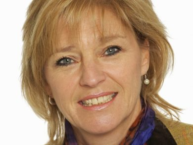 Joint founder of Channeliser: Jacqui Rand