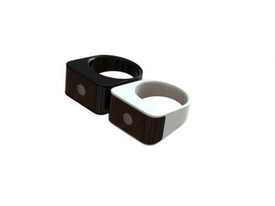 Prototypes of Helios Smart Ring