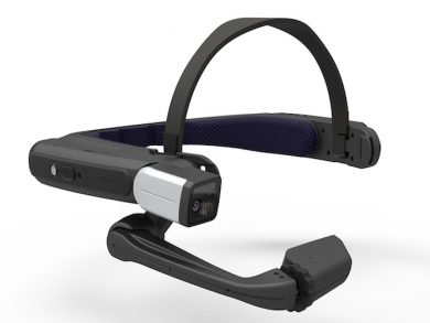 The Head-Mounted Tablet (HMT-1)