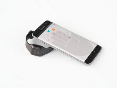 Wearable smart button