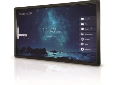 Clevertouch - the new Pro Series touchscreen