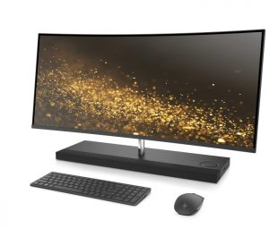 The HP ENVY Curved All-in-One 34