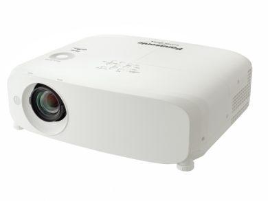 Panasonic portable projector range PT-VZ580