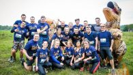 Entanet staff completing the Tough Mudder challenge