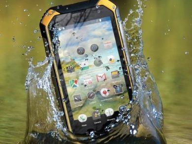 Juniper's CT5 Rugged Smartphone