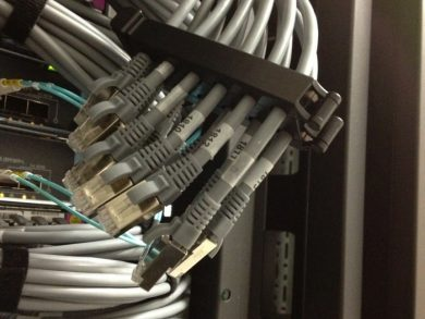 New cable tidy