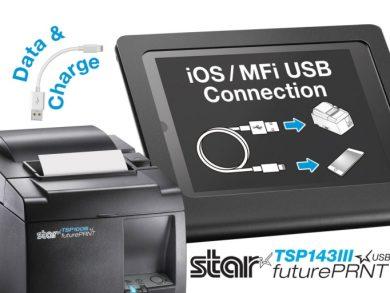 TSP143IIIU printer