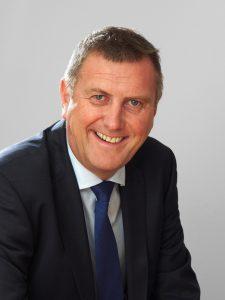 Gerry O'Keeffe, Managing Director, Exertis UK, I and ME