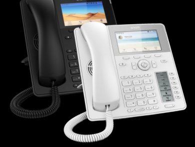 Snom IP telephones